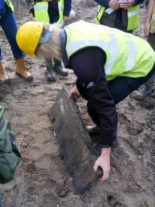 Jersey Way – Latest Finds by Oxford Archeaology North