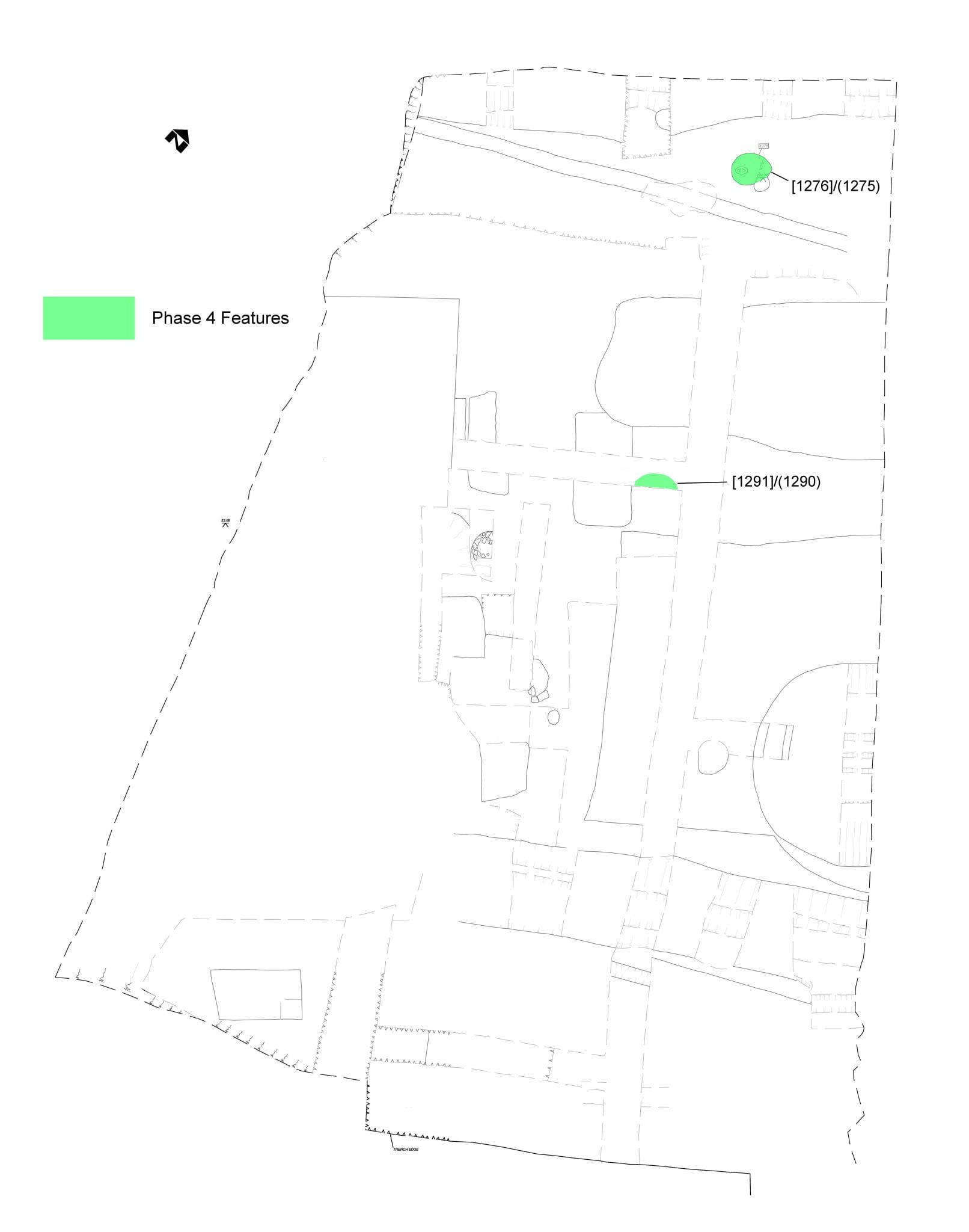 Phase 4 features, Trench 12