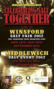 Middlewich Salt Event 2012 19th & 20th October 2012 Further News