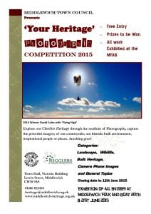 Your Heritage Photographic Competition